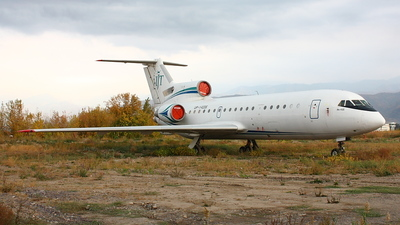 UP-Y4206 - Yakovlev Yak-42D - International Jet Tour (IJT)