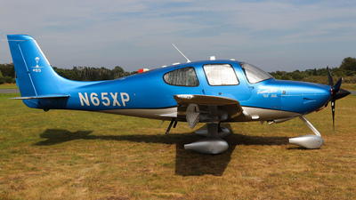 N65XP - Cirrus SR22-GTSx G3 - Private