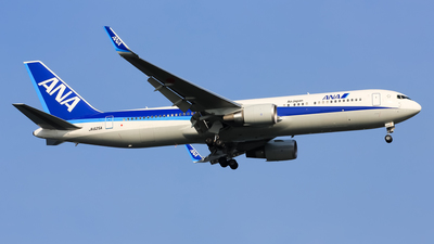 JA625A - Boeing 767-381(ER) - All Nippon Airways (Air Japan)
