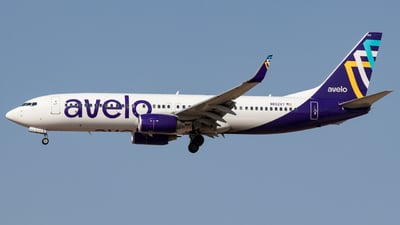N802XT - Boeing 737-8F2 - Avelo Airlines