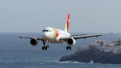 CS-TTQ - Airbus A319-112 - TAP Portugal