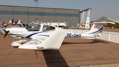 OE-DWS - Diamond DA-40NG Diamond Star - Diamond Aircraft Industries