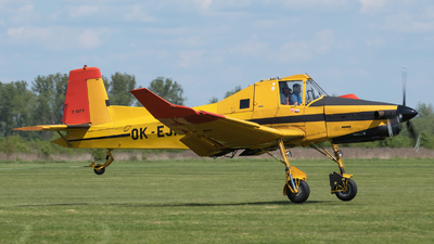 OK-EJA - Zlin Z-137T Agro Turbo - Private
