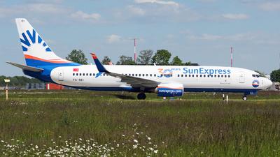 TC-SEI - Boeing 737-8HC - SunExpress