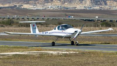 TC-AYS - Diamond DA-20-C1 Eclipse - Ayjet