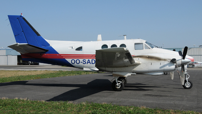 OO-SAD - Beechcraft A90 King Air - Private