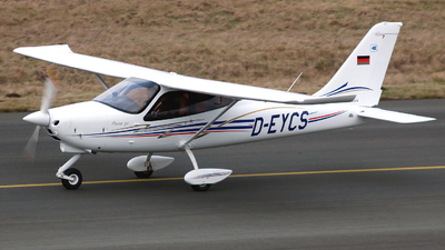 D-EYCS - Tecnam P2008JC - Private