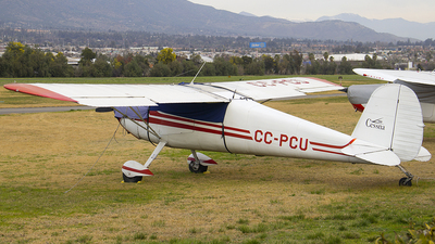 CC-PCU - Cessna 140 - Private