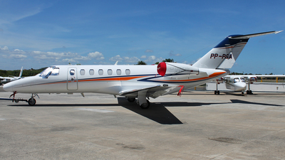 PP-PGA - Cessna 525 Citation CJ3 - Private