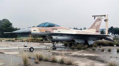 776 - General Dynamics F-16A Netz - Israel - Air Force