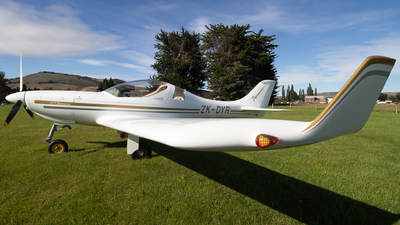 ZK-DYR - AeroSpool Dynamic WT9 - Private