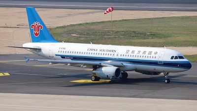 A picture of B6766 - Airbus A320232 - China Southern Airlines - © ZKH-ZYTL
