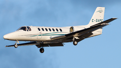 C-GAPC - Cessna 560 Citation V - Air Andrew