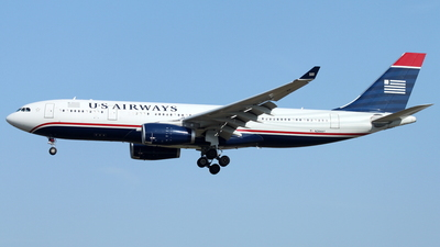 N284AY - Airbus A330-243 - US Airways