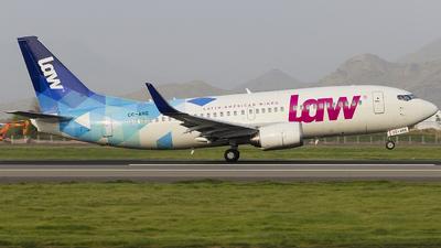 CC-ARQ - Boeing 737-33R - LAW - Latin American Wings