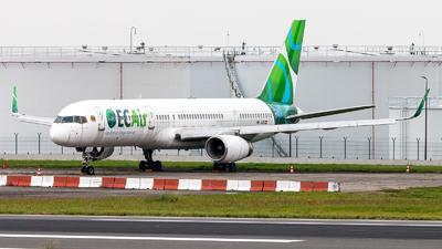 A picture of HBJJE - Boeing 757204 - [27219] - © Juan Manuel Gibaja