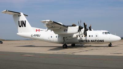 C-FPBJ - De Havilland Canada DHC-7-103 Dash 7 - United Nations (Trans Capital Air)