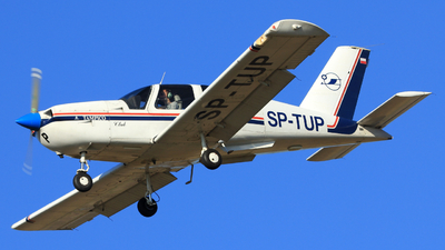SP-TUP - Socata TB-9 Tampico - OKL - Aviation Training Centre of Rzeszow Technical University