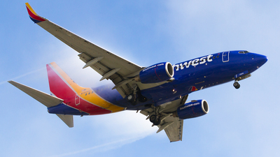 N7844A - Boeing 737-752 - Southwest Airlines