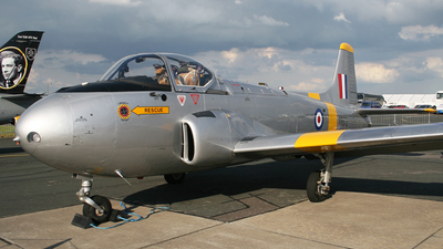 G-BXLO - Hunting Percival Jet Provost T.4 - Private