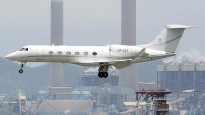 VP-CET - Gulfstream G450 - Jet Aviation Business Jets