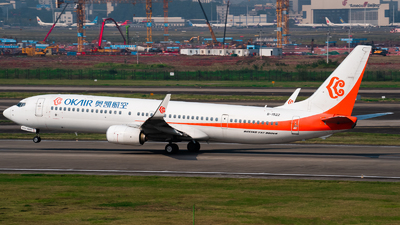 B-1522 - Boeing 737-9KFER - OK Air