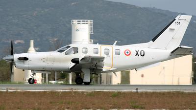 131 - Socata TBM-700 - France - Air Force