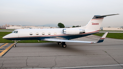 N868DS - Gulfstream G-IIB - Private