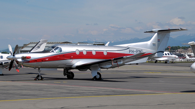 PH-PNG - Pilatus PC-12/47E - Private