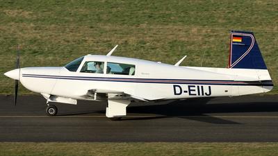D-EIIJ - Mooney M20K-231 - Private