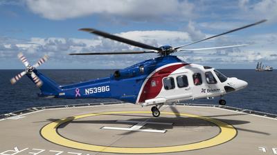 N539BG - Agusta-Westland AW-139 - Bristow Helicopters