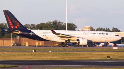 A picture of OOSFZ - Airbus A330223 - [0249] - © Kris Van Craenenbroeck