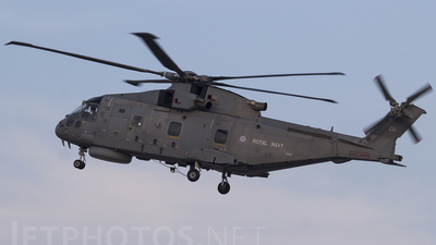 ZH857 - Agusta-Westland Merlin HM.1 - United Kingdom - Royal Navy