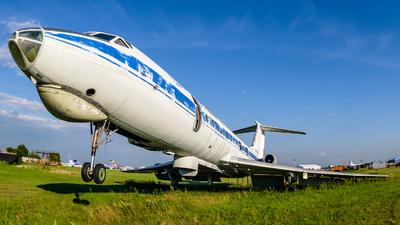 RA-65562 - Tupolev Tu-134 - Russia - Gromov Flight Research Institute