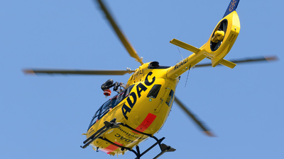 D-HYAJ - Airbus Helicopters H145 - ADAC Luftrettung
