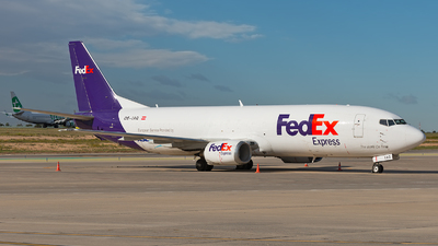 OE-IAQ - Boeing 737-4M0(SF) - FedEx (ASL Airlines)