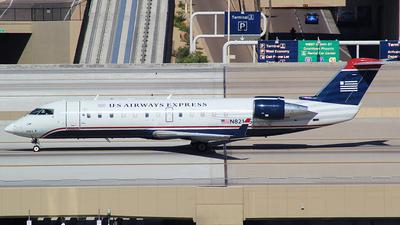 N821AS - Bombardier CRJ-200ER - US Airways Express (SkyWest Airlines)
