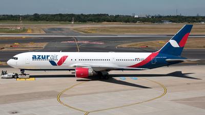 A picture of DAZUC - Boeing 76733A(ER) - [25535] - © Günter Reichwein