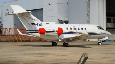 PR-FNE - Raytheon Hawker 850XP - Private