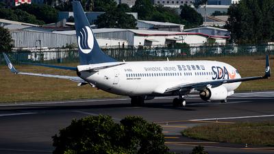 B-5652 - Boeing 737-85N - Shandong Airlines