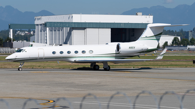 N85V - Gulfstream G-V - Private