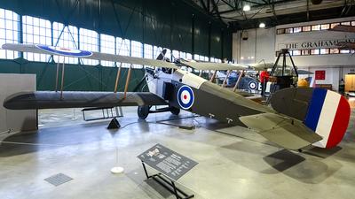 C3988 - Sopwith 5F.I Dolphin - United Kingdom - Royal Air Force (RAF)