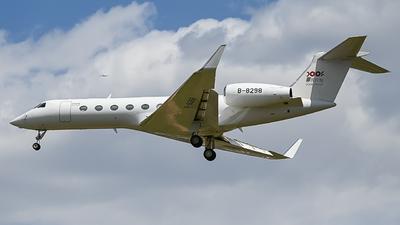 B-8298 - Gulfstream G550 - Private