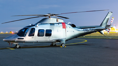 OM-TRV - Agusta-Westland AW-109SP GrandNew - Tatra Jet