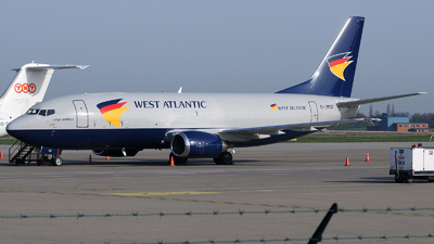 G-JMCO - Boeing 737-3T0(SF) - West Atlantic Airlines