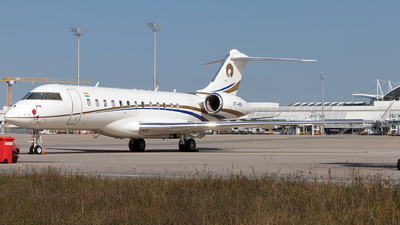 A picture of VTHMA - Bombardier Global Express - [9317] - © Moritz Babl
