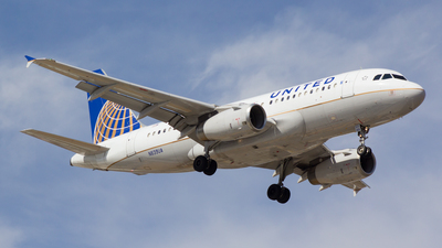 A picture of N839UA - Airbus A319131 - United Airlines - © Chárbel Sandoval