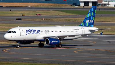 N583JB - Airbus A320-232 - jetBlue Airways