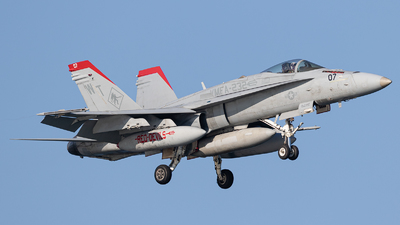 165403 - McDonnell Douglas F/A-18C Hornet - United States - US Marine Corps (USMC)