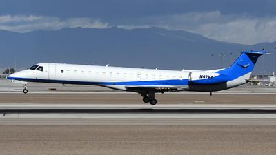 A picture of N47VA - Embraer ERJ145LR - [145110] - © FOKKER AIRCRAFT